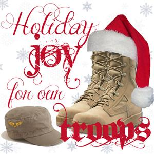 Remembering Our Troops During the Holiday Season