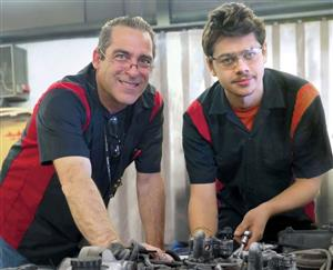 Nicholas Mascola Automotive Technology Teacher