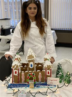 GINGERBREAD HOUSE EXHIBITION