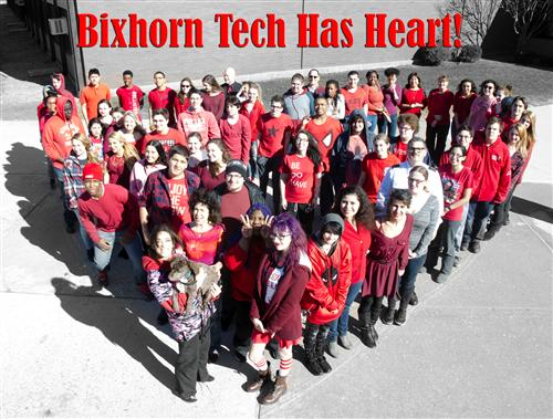 ACADEMY AT BIXHORN TECHNICAL CENTER PARTICIPATES IN HEALTHY HEART MONTH