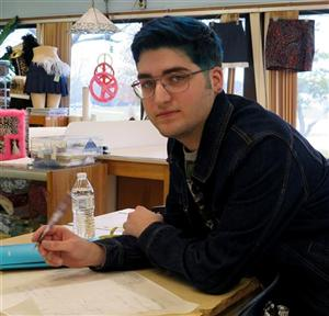 "LI ACADEMY FASHION STUDENT TO APPEAR ON ""PROJECT RUNWAY JUNIOR"""