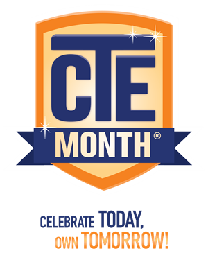 CTE MONTH CONTEST WINNERS