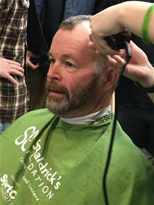 STAFF AND STUDENTS BRAVE THE SHAVE - ST. BALDRICK'S FUNDRAISER - MARCH 24TH
