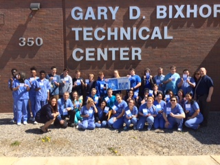 BTC LIGHTS IT UP BLUE FOR AUTISM AWARENESS