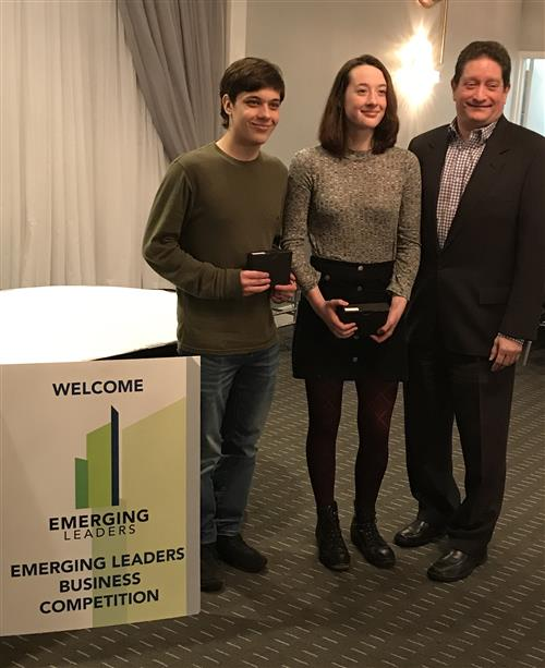 EMERGING LEADERS BUSINESS COMPETITION AWARDS CEREMONY - JANUARY 29, 2019 - CLICK HERE TO SEE WHO PLACED - CONGRATULATIONS