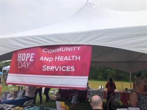 BARBERING & DENTAL CHAIRSIDE ASSISTING STUDENTS PARTICPATE IN HOPE DAY EVENT - JUNE 1ST - BELLPORT