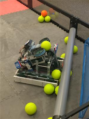 2016 VEX COMPETITION SCHEDULE