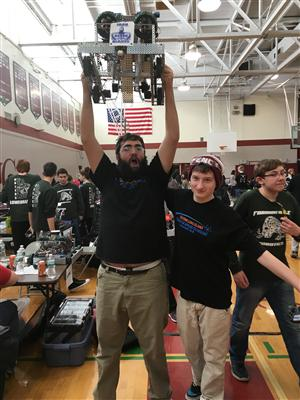 HIGHLIGHTS FROM VEX ROBOTICS STATE COMPETITION