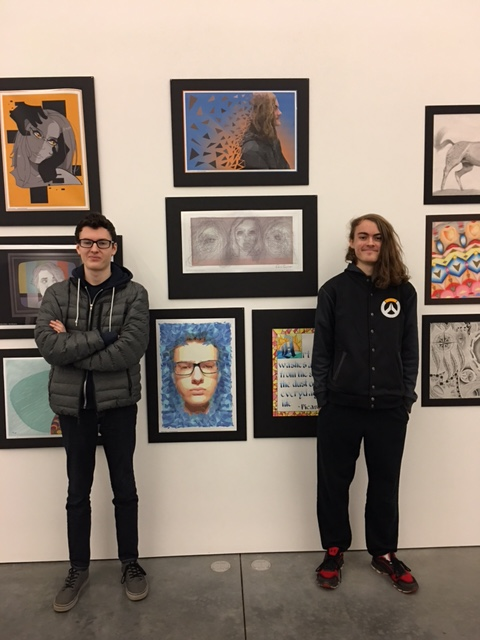 HIGHLIGHTS FROM THE 2017 STUDENT ART EXHIBITION - PARRISH ART  MUSEUM