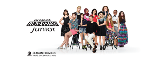 "EXCITING NEWS-CHRISTOPHER RUSSO, FASHION MERCHANDISING & DESIGN STUDENT WILL BE ON ""PROJECT RUNWAY JUNIOR"""