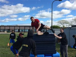 CERTIFIED PERSONAL TRAINER STUDENTS COLLABORATE WITH LAW ENFORCEMENT FROM MTC