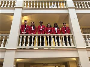 ACADEMY AT BTC SKILLSUSA STUDENT OFFICERS ATTEND NEW YORK STATE SKILLSUSA LEADERSHIP CONFERENCE NOVEMBER 5-7, 2017