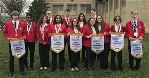ACADEMY AT BTC TAKES HOME 13 MEDALS AT SKILLSUSA STATE COMPETITION