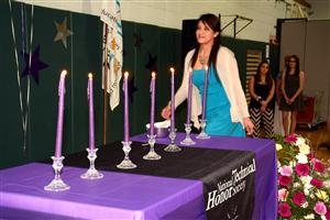CONGRATULATIONS ACADEMY AT BIXHORN TECHNICAL CENTER NATIONAL TECHNICAL HONOR SOCIETY INDUCTEES