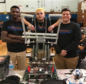 VEX SOUTHERN NY STATE 2017 COMPETITION HIGHLIGHTS
