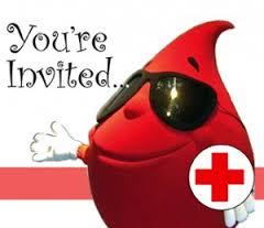 BLOOD DRIVE WILL BE HELD AT THE ACADEMY AT BIXHORN TECHNICAL CENTER - MONDAY, FEBRUARY 12, 2018