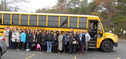 ESBOCES TOURS ARE BACK
