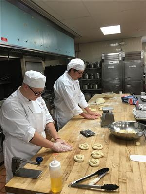 ARTICLE FEATURING MS. BATTISTA'S FOOD PREP STUDENTS IS FEATURED IN SUNDAY NEWSDAY