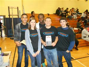 STEM H.S. STUDENTS HEAD OFF TO THE NEXT VEX COMPETITION THIS WEEKEND 12/19-12/20